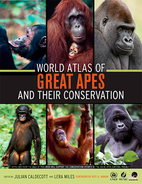 "2005: ""World Atlas of Great Apes and their Conservation"" published"