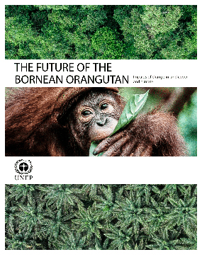 "2015: ""The Future of the Bornean Orangutan: Impacts of Change in Land Cover and Climate"" published"