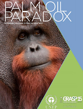 "2016: ""Palm oil Paradox: Sustainable solutions to save the great apes"" published"