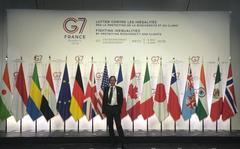GRASP Executive Committee, IPBES and G7: Important political milestones for great ape protection